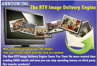 RTV Announces HD Image Delivery Engine