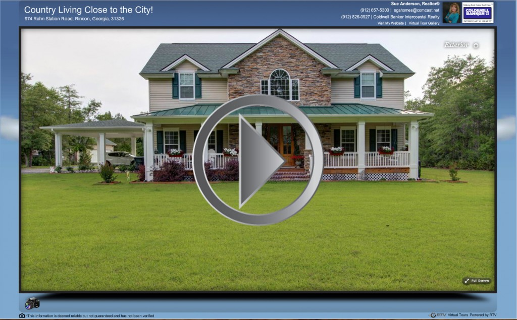 Virtual Tour Photography Example