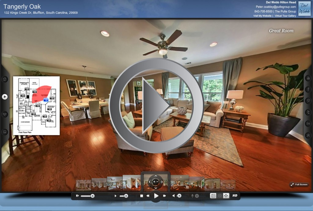 Virtual Tour Of Home Rtv Inc